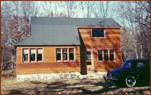 The Christensen's House