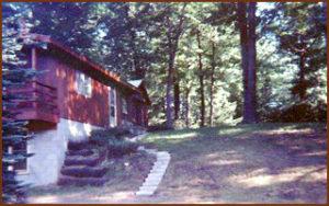 Howard Christensen's Cabin
