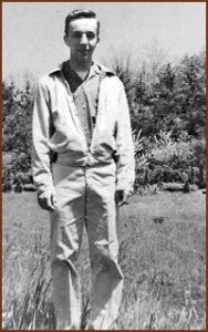 Howard Christensen's Dad